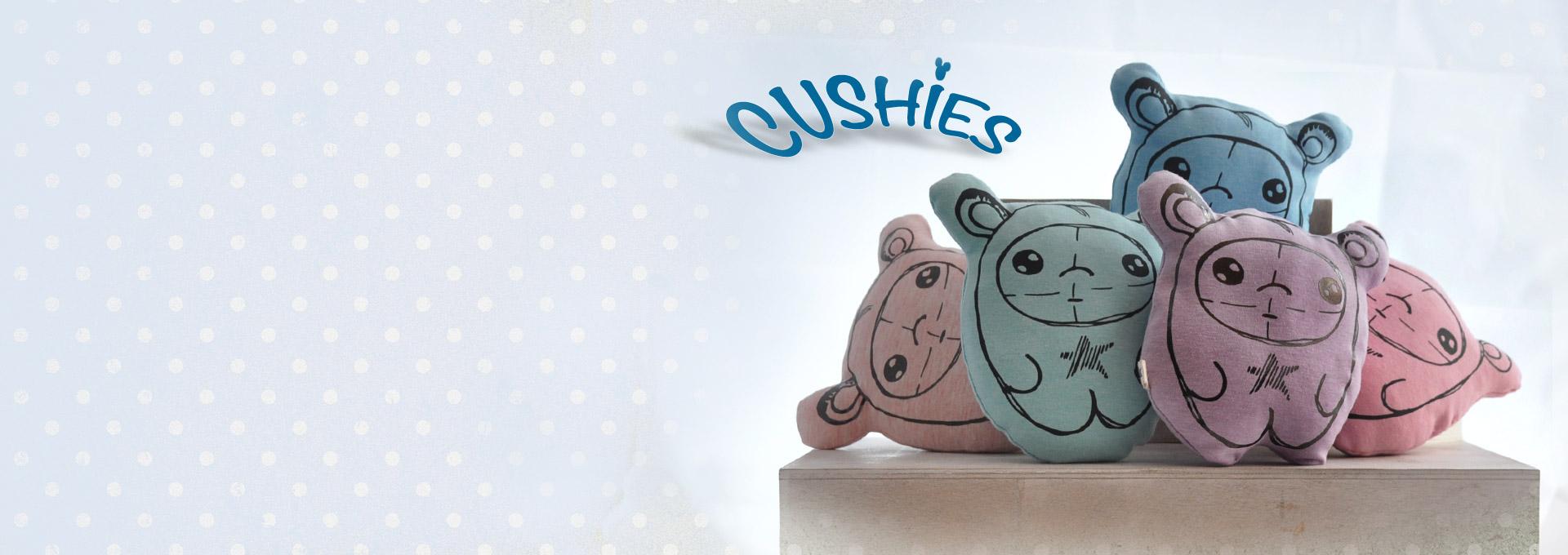 Die Cushies Familie