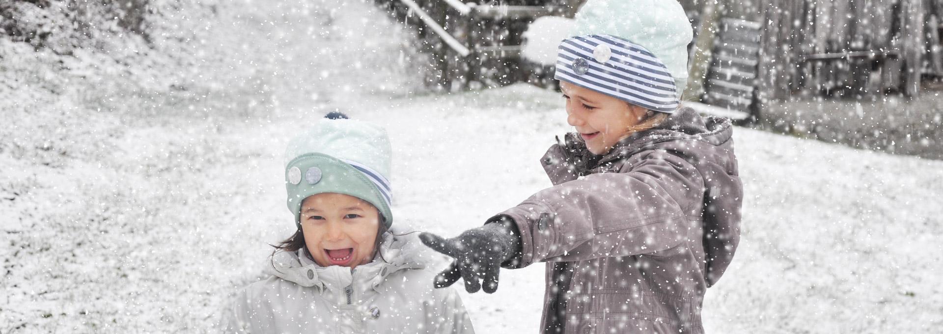 Kinderkleider für Herbst und Winter